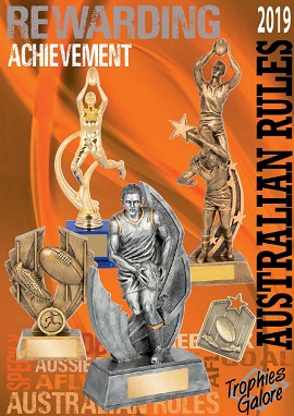 Australian Leagues Football Brochure Cover