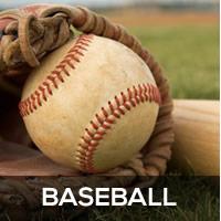 Baseball and Glove on Field