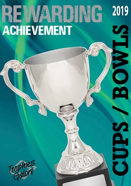 Cups Bowls Brochure Cover
